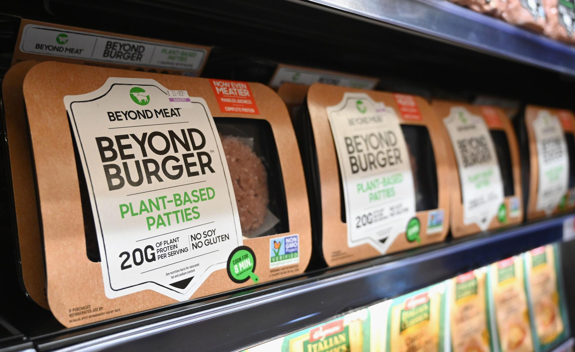 Beyond Meat is expected to hit record year-end revenue figures when it reports fourth-quarter earnings on Thursday after the close of markets.