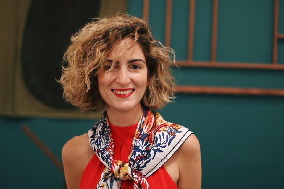 Yasmin Atassi, director of Green Art Gallery
