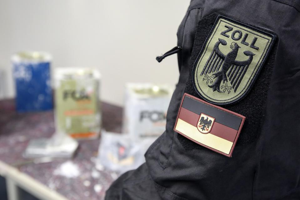 Hamburg customs seize more than 16 tons of cocaine