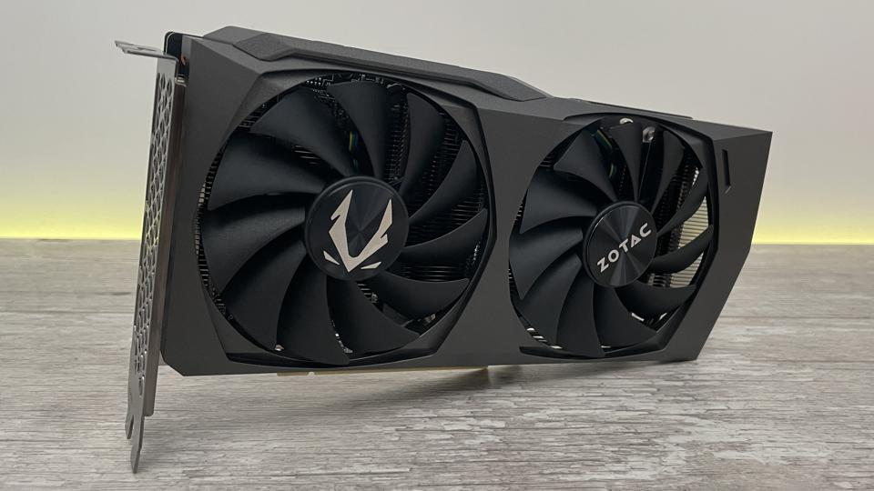 Zotac's RTX 3060 Twin Edge graphics card
