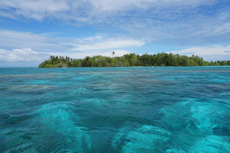 Palmyra Atoll Crefdit: USGS Unmanned Aircraft Systems / CC BY 2.0