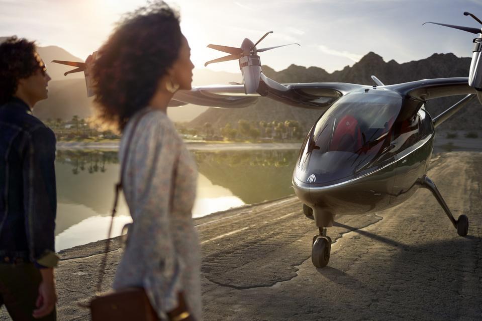 Archer Aviation air taxi