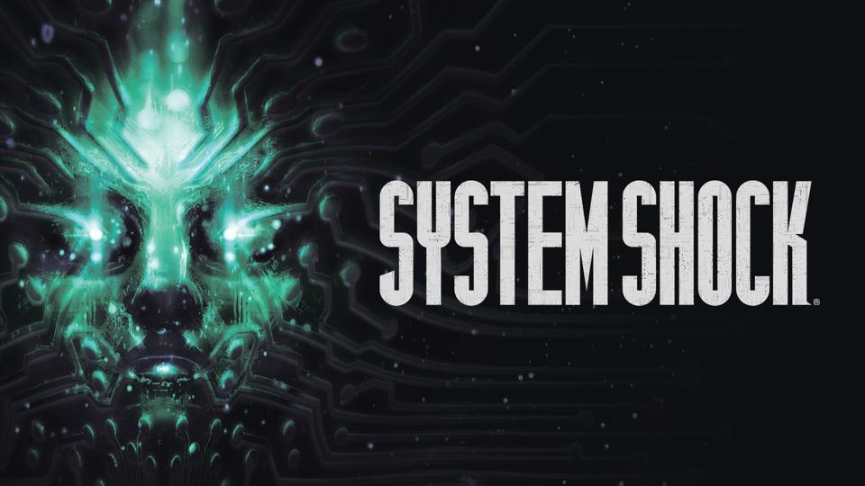 System Shock remake logo from Nightdive Studios