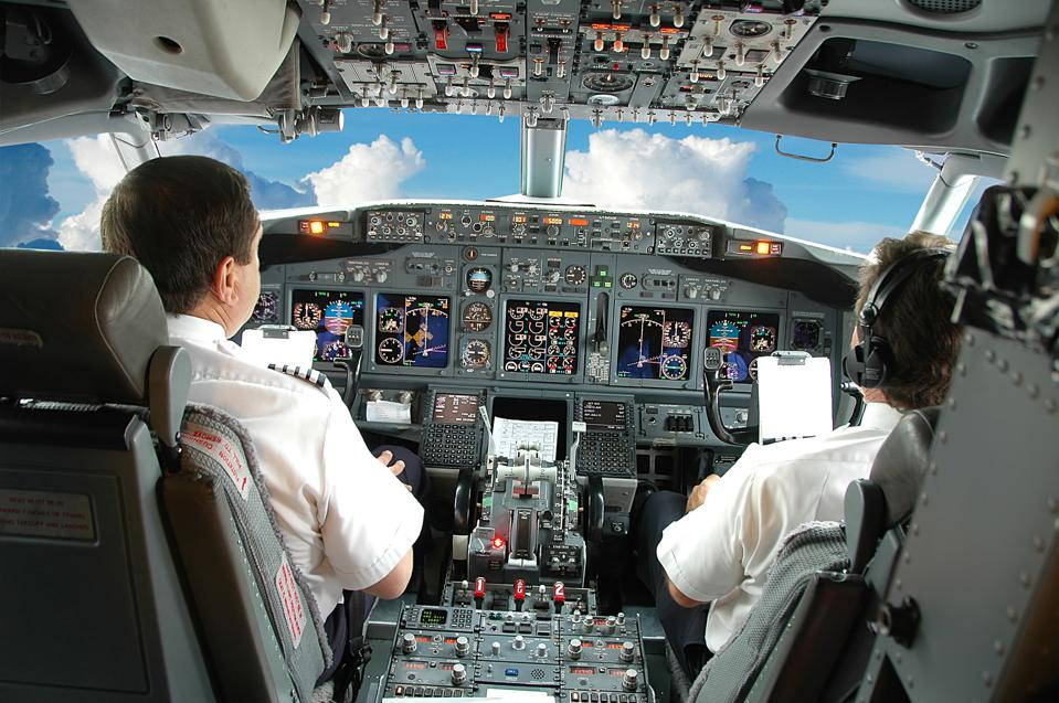 UFOs commercial airlines pilots