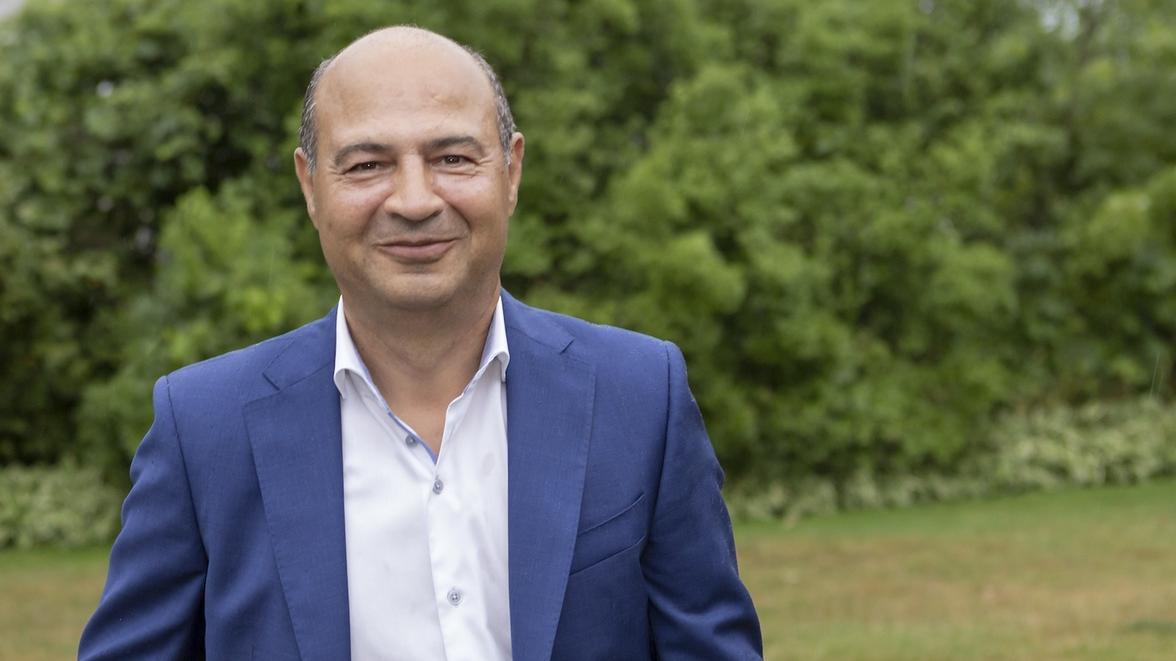 Amir Arooni, CIO Discover Financial Services