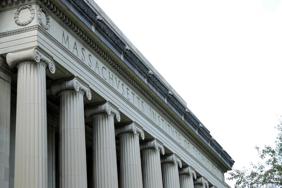 MIT campus building.