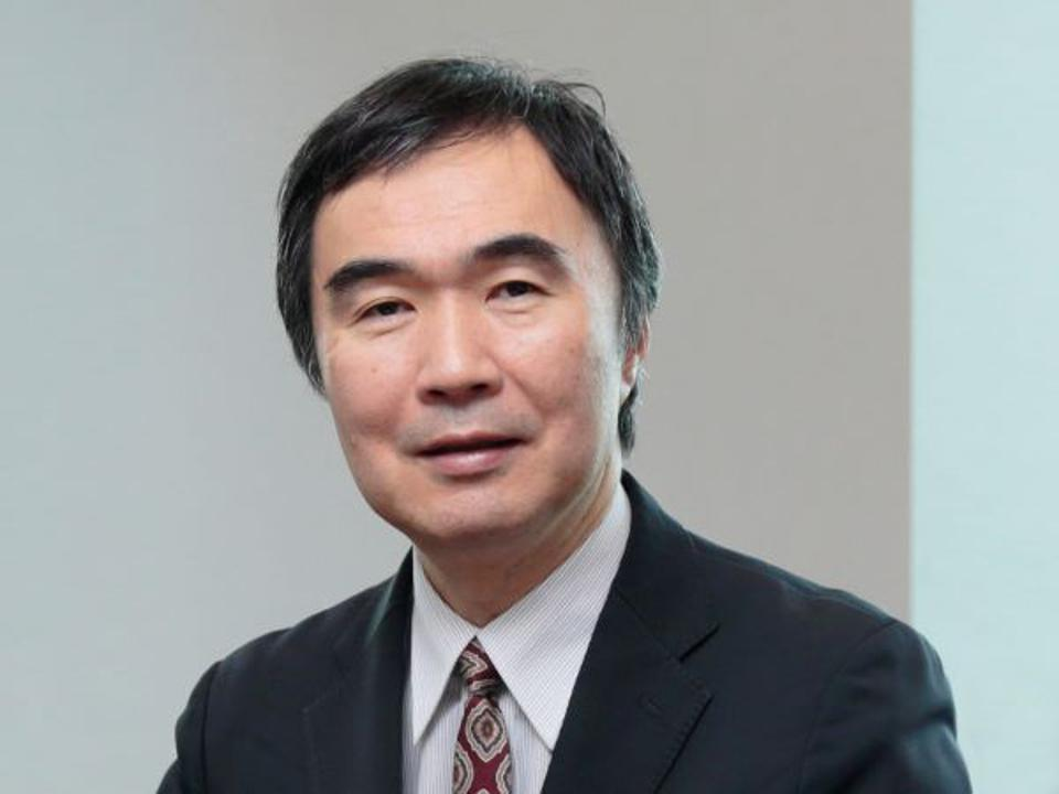 Matsuoka Satoshi, head of the RIKEN Center for Computational Science
