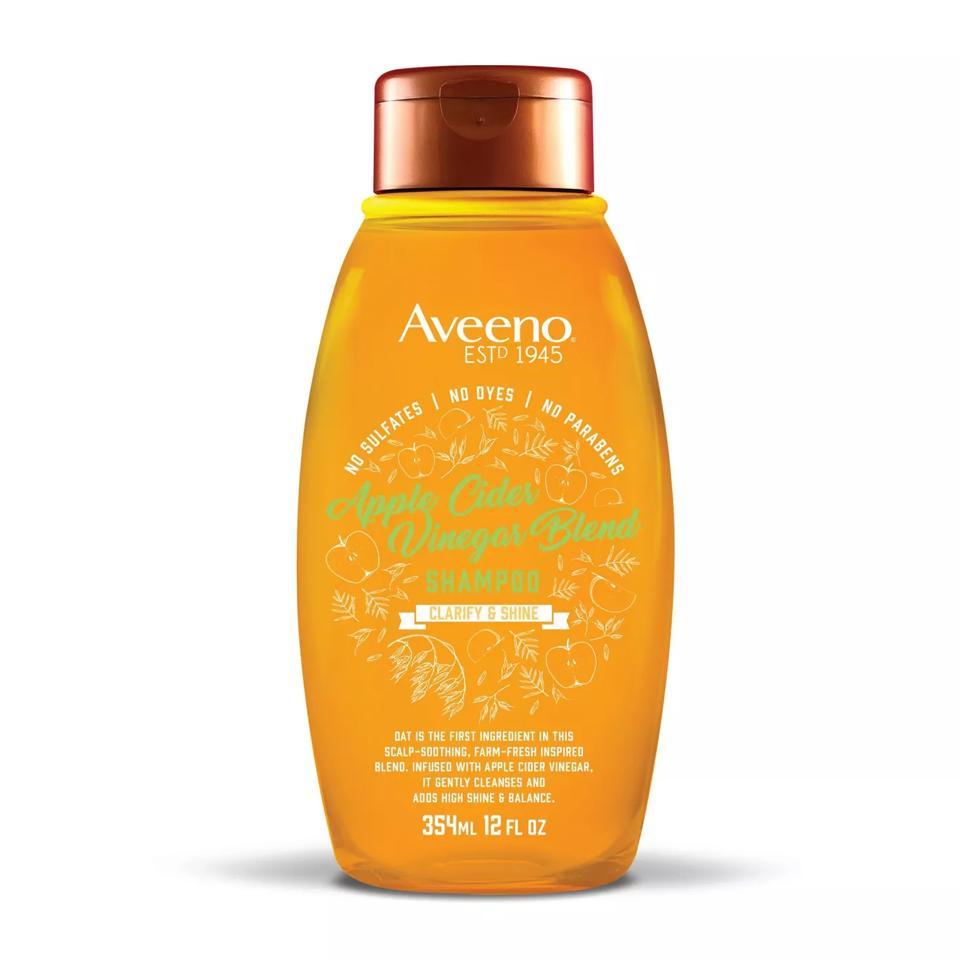 Aveeno Apple Cider Vinegar Blend Shampoo