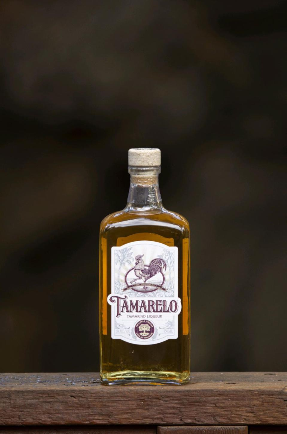 Tamarelo is made with real tamarinds.