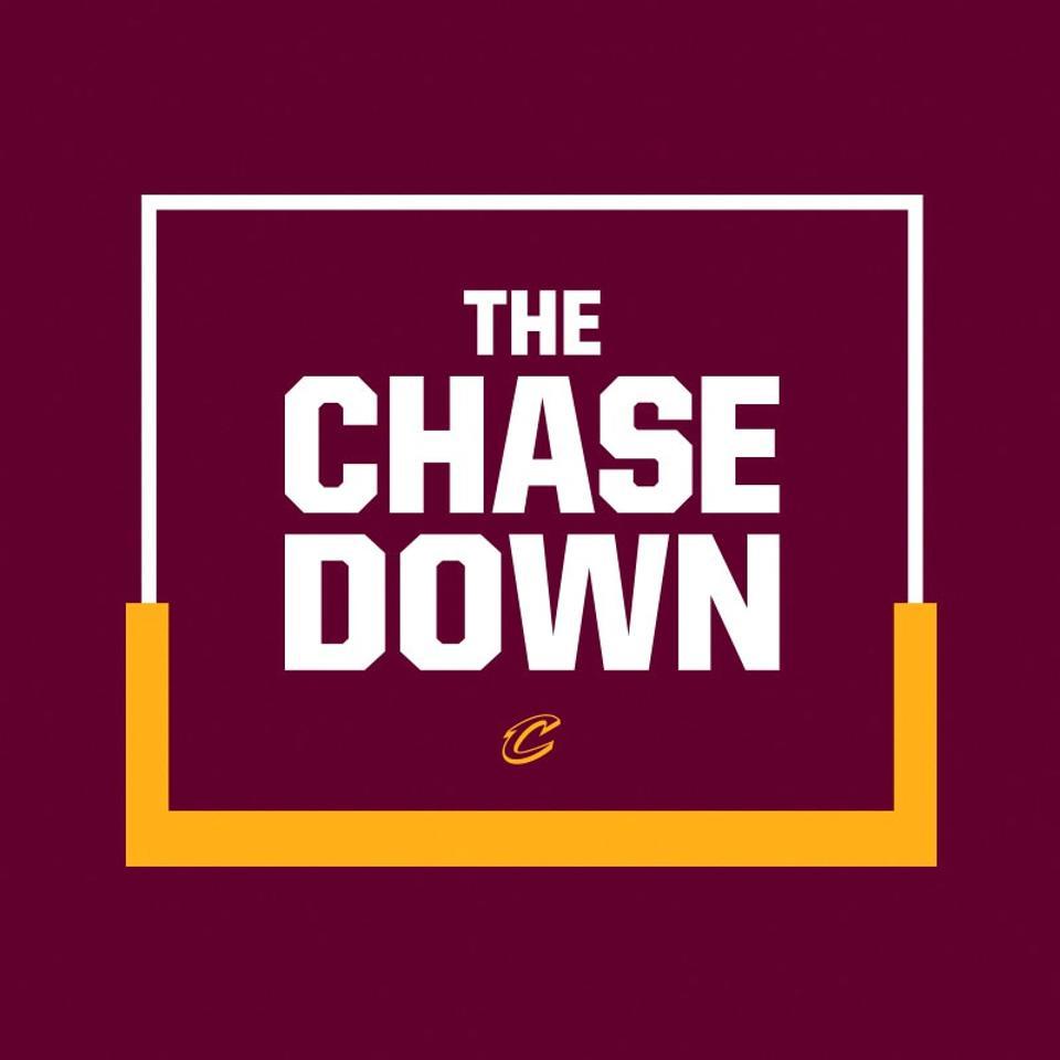 chasedown logo cavs