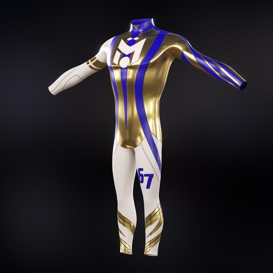digital uniform nft cathy hackl