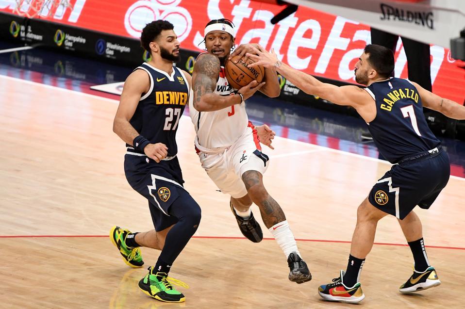 Denver Nuggets v Washington Wizards Facundo Campazzo NBA
