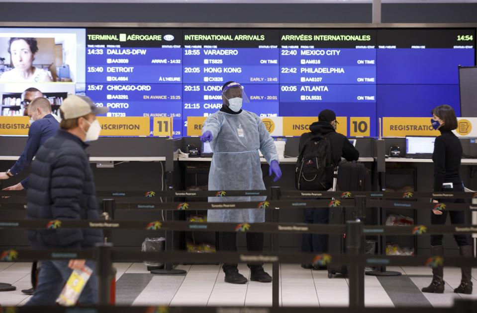 Trudeau Announces Tighter Travel Restrictions, Cancels Flights