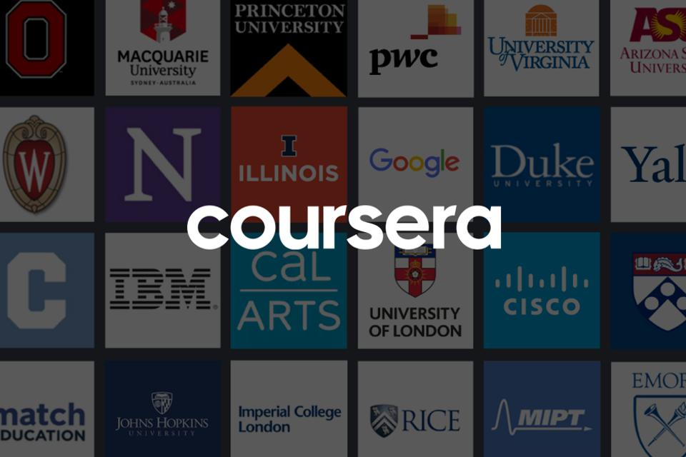 Build Skills with Online Courses from Top Institutions