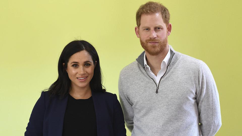 Harry and Meghan officially resign from all royal duties