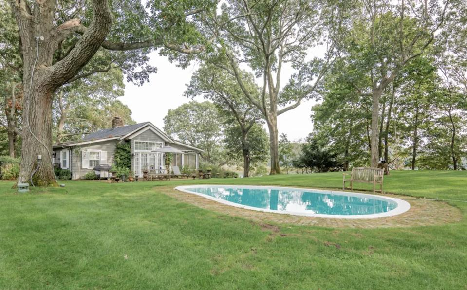 The Steinbeck property is on the market for $17.9 million.