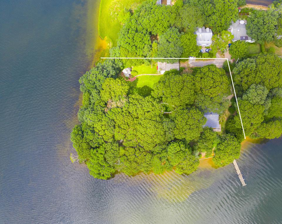 Overhead of the property