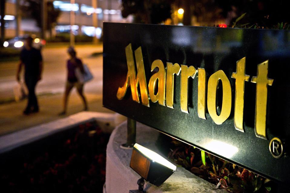 Marriott International Inc. Hotel Locations Ahead Of Earnings Figure
