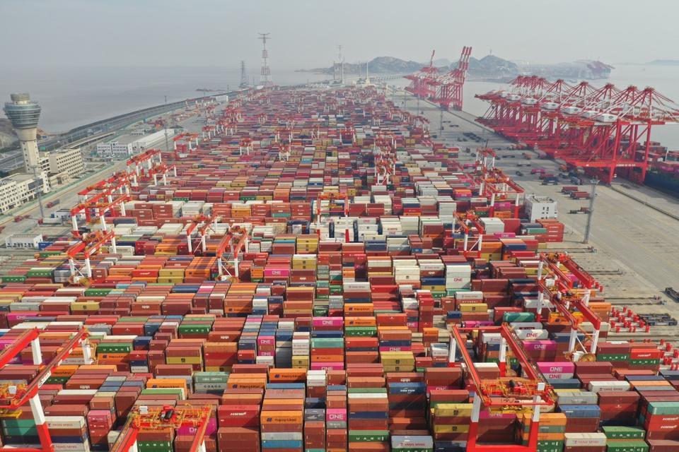 Shanghai Yangshan Port