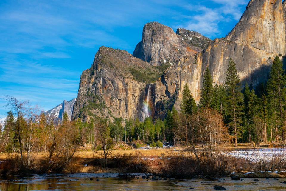 Yosemite Exteriors And Landmarks - 2021