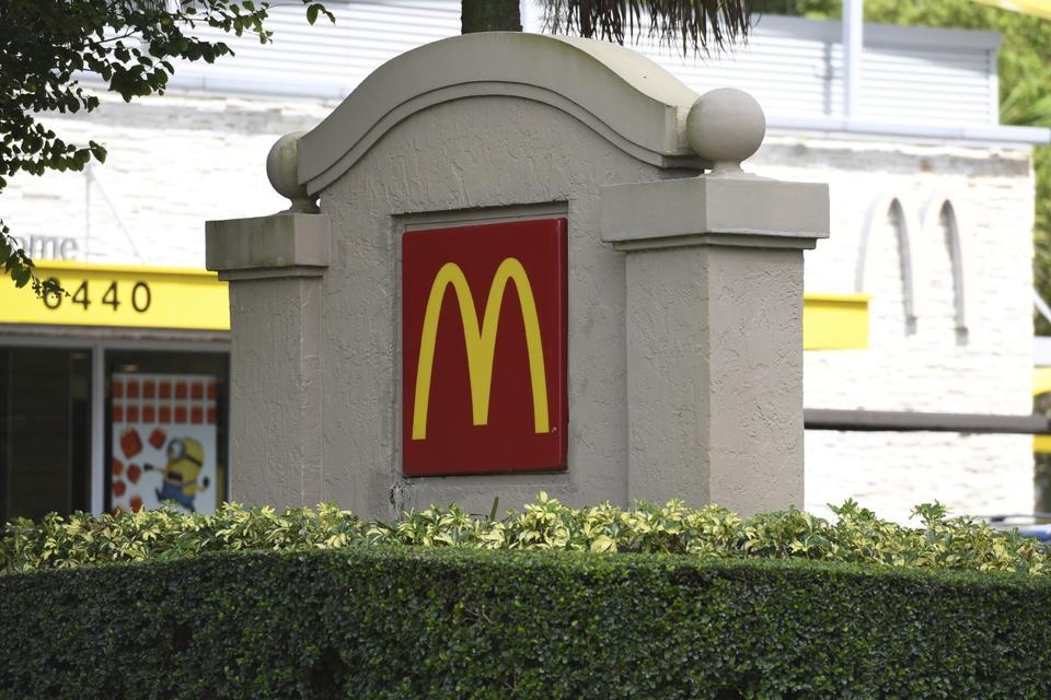A McDonald's in Florida.