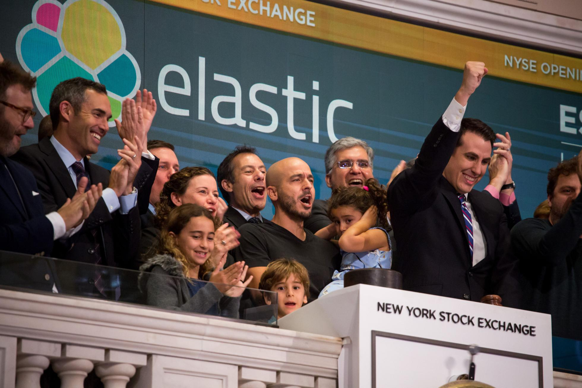 Trading On The Floor Of The NYSE As Echoes of February Collapse Reappear