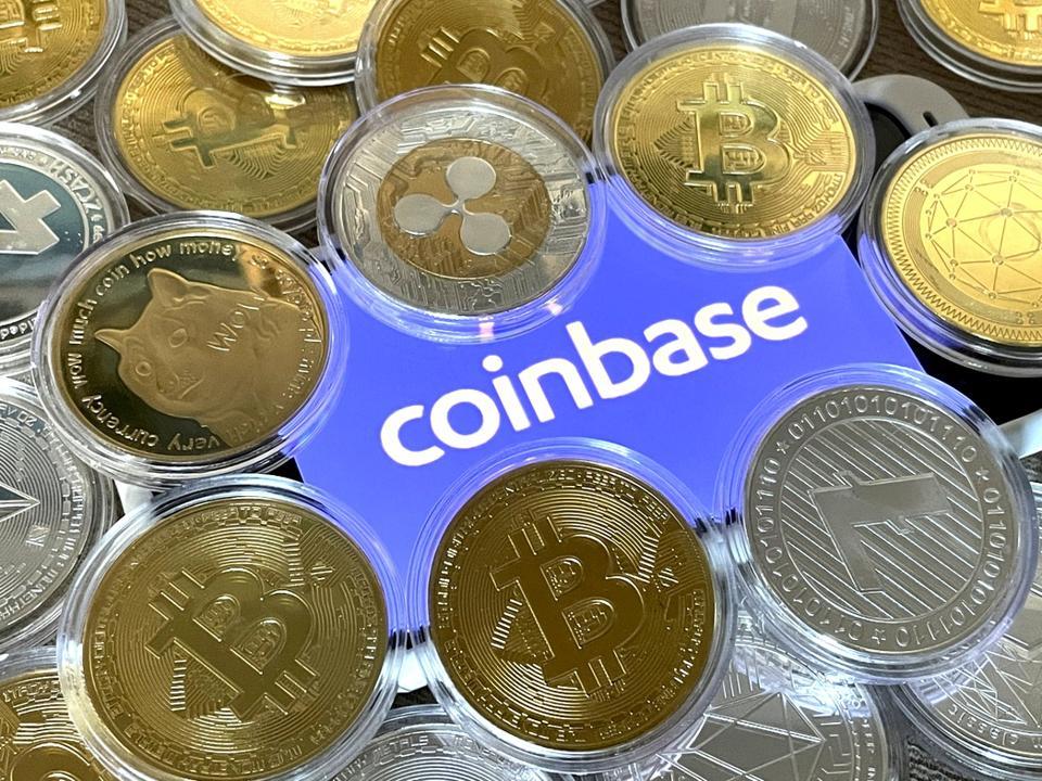 Coinbase files to go public on the Nasdaq - 2/25/21