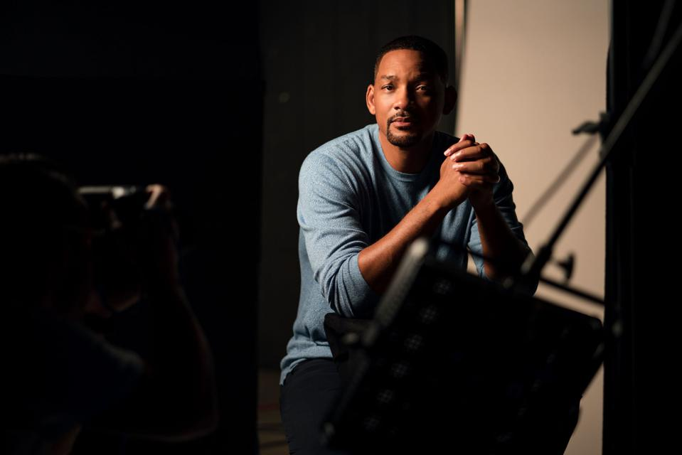 Will Smith executive produces and hosts the Netflix six-part docuseries Amend: The Fight for America.