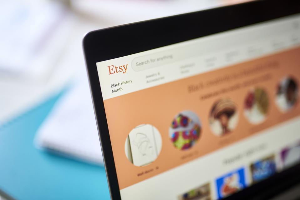 Etsy earnings