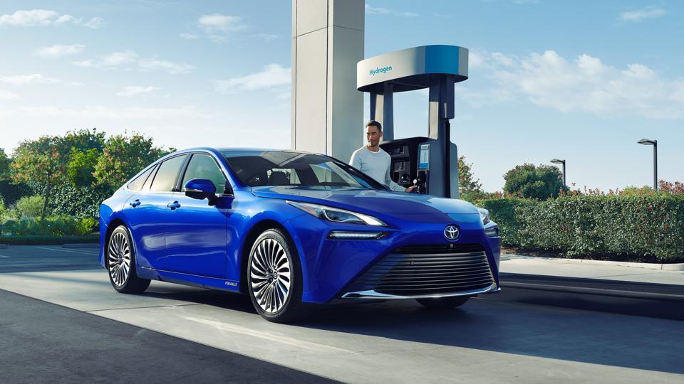 Toyota-hydrogen-fuel-cell-module