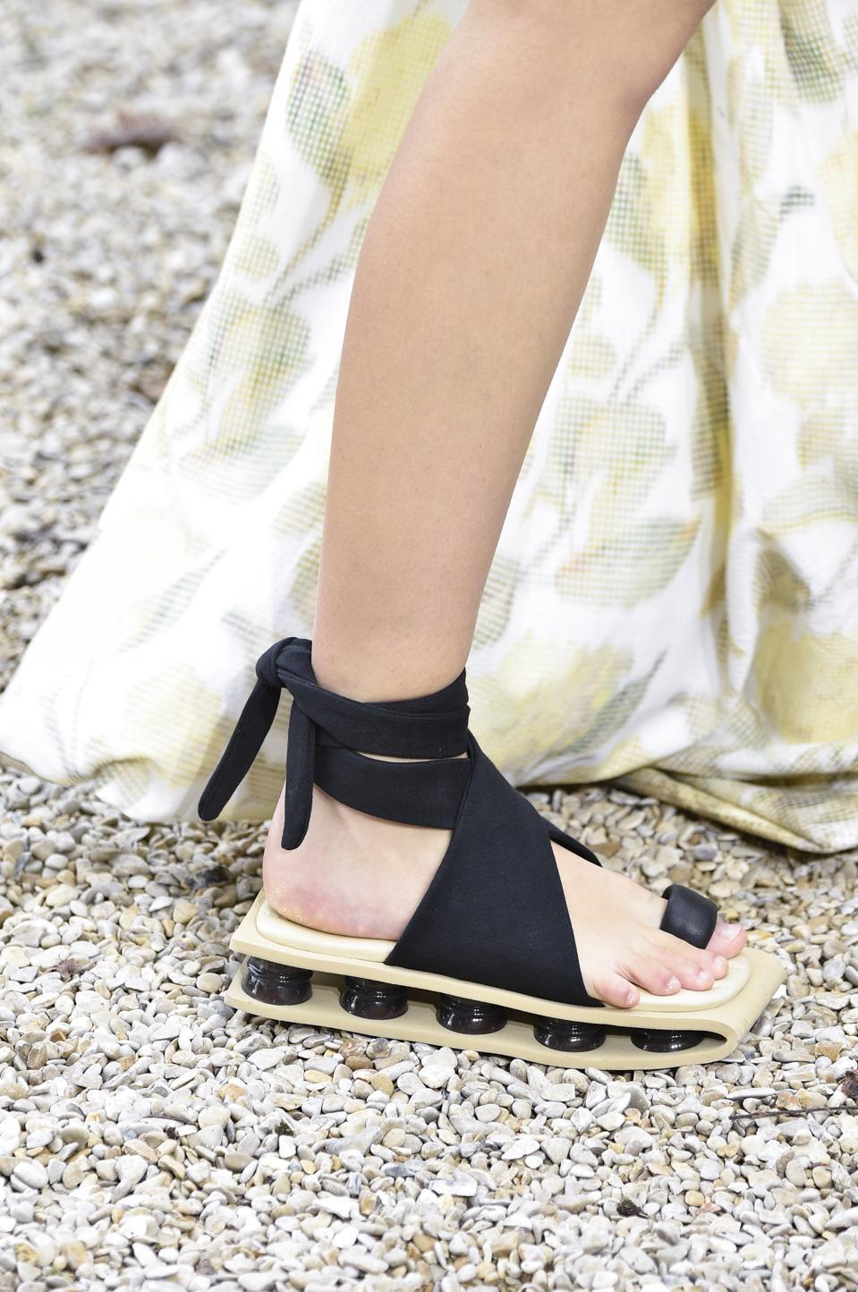 Kenzo : Runway - Paris Fashion Week - Womenswear Spring Summer 2021