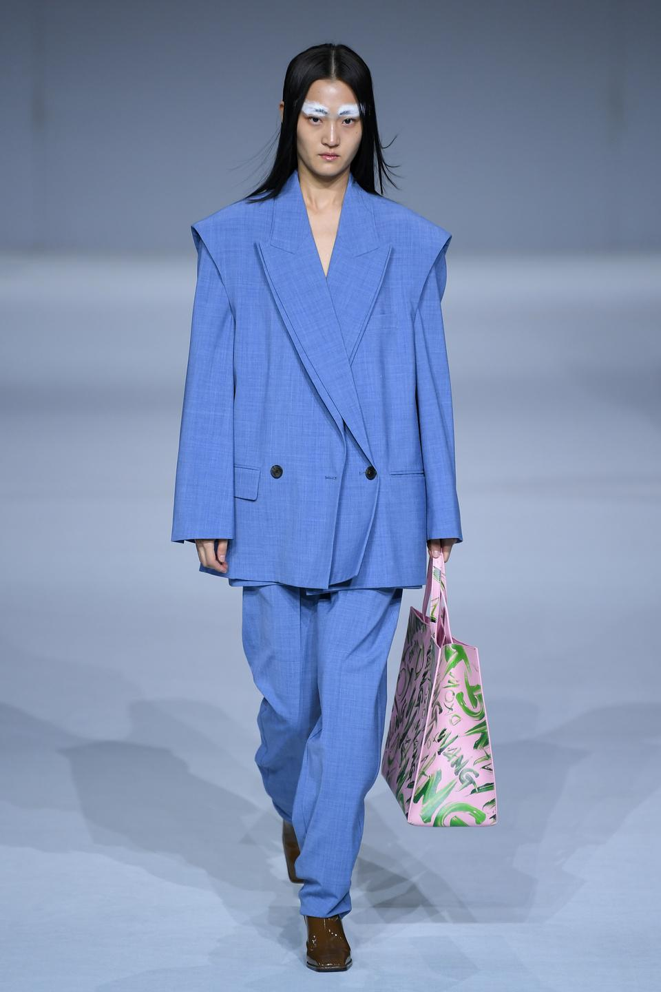 China Fashion Week 2021 S/S Collection - Day 4