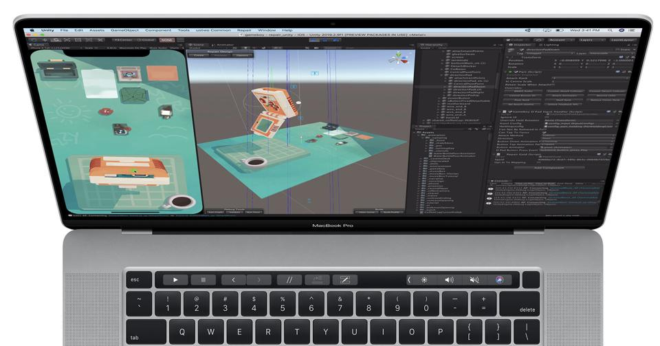 The 2021 16-inch MacBook Pro may include some big changes.