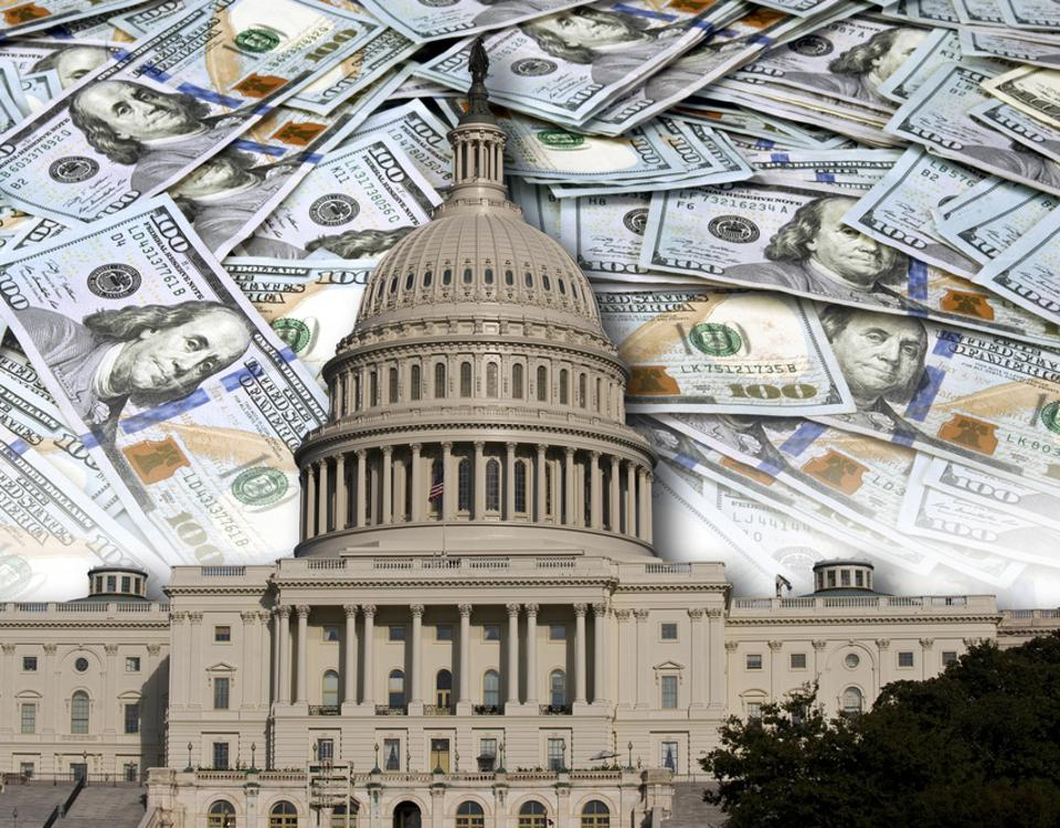 Congress and money
