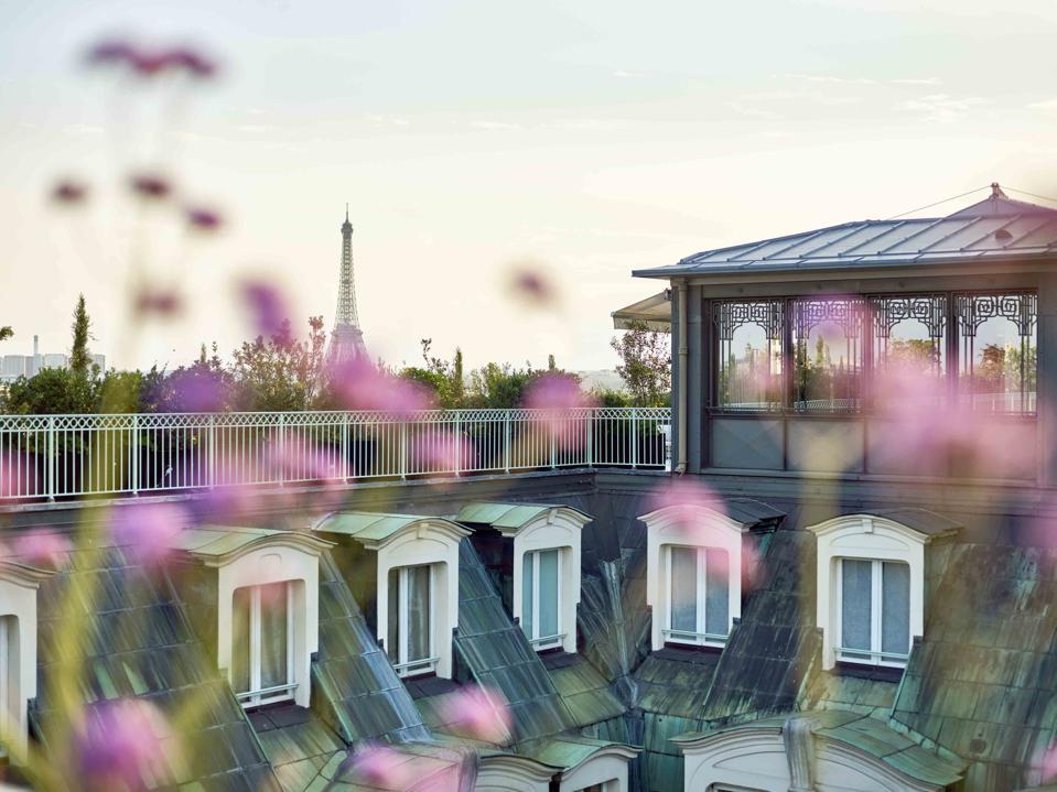 La Belle Etoile Terrace View
