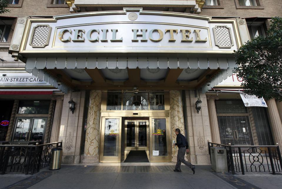 Cecil Hotel reopening opening