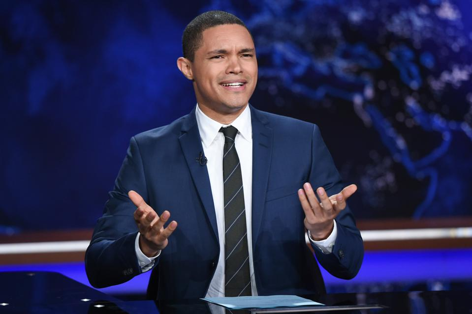 ″The Daily Show with Trevor Noah″