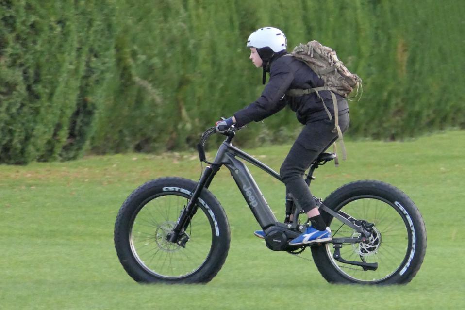 QuietKat Jeep electric fat tire bike ebike