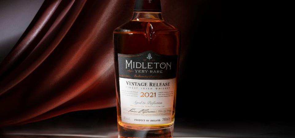 Midleton Very Rare Irish whiskey Blend