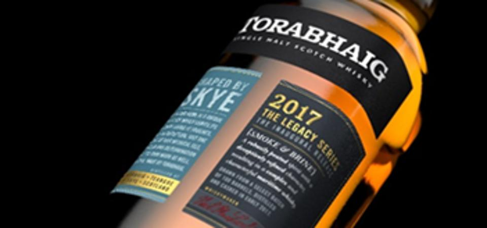 Torabhaig single malt scotch whisky