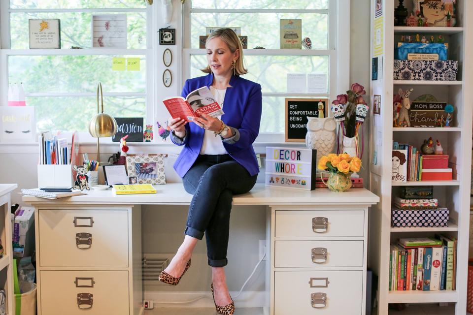 Kate Dawson menciptakan perusahaan desain interior, Decor Whore