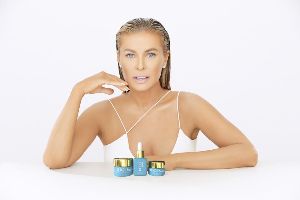 Carmen Electra's GOGO Skincare Three Step System
