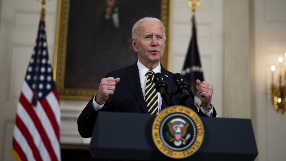 President Biden Signs Executive Order On Economy