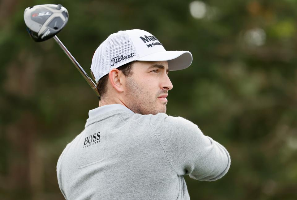 Patrick Cantlay @ AT&T Pebble Beach Pro-Am - Final Round
