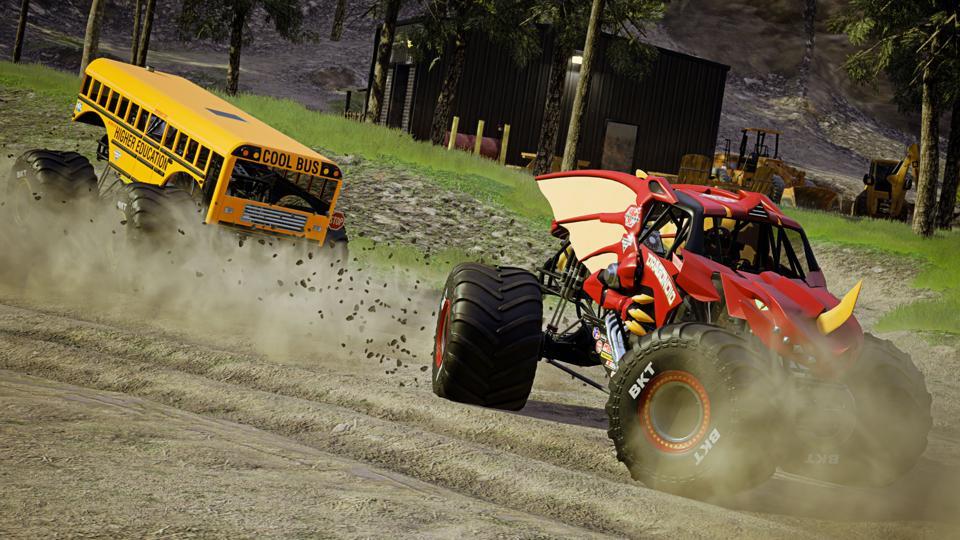 Monster Jam Steel Titans 2 screenshot