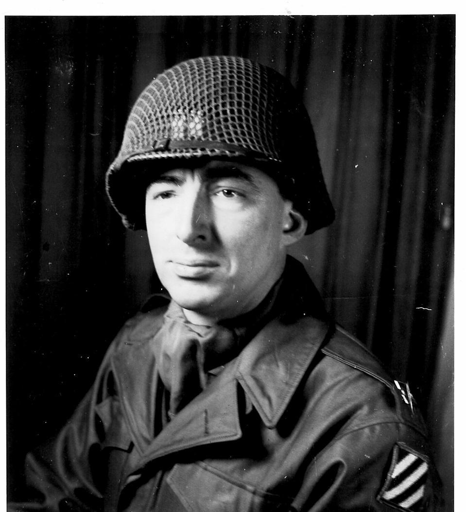 U.S. Army Captain Otto Gunst