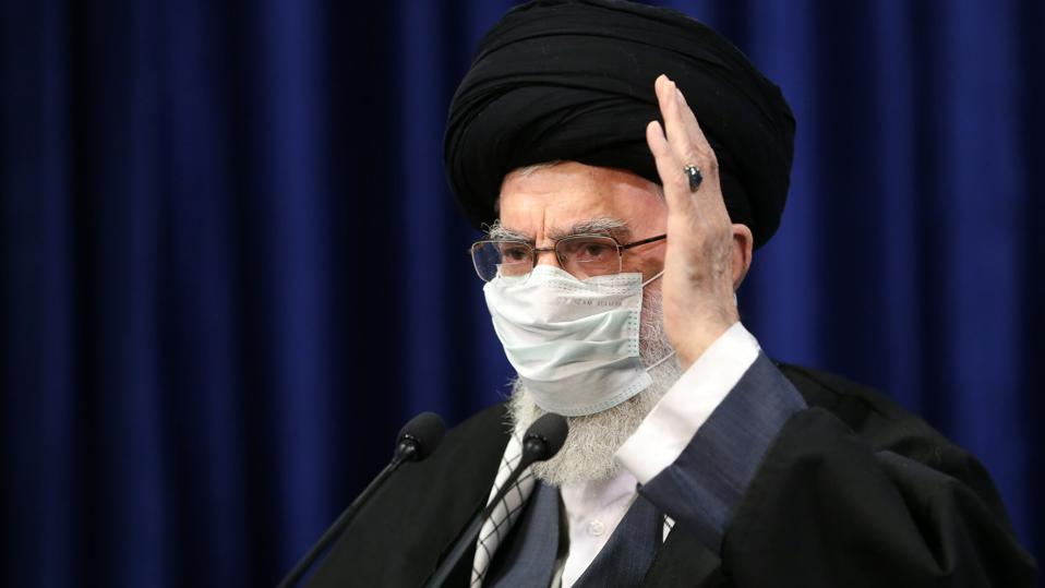 Iranian Supreme Leader Ayatollah Ali Khamanei