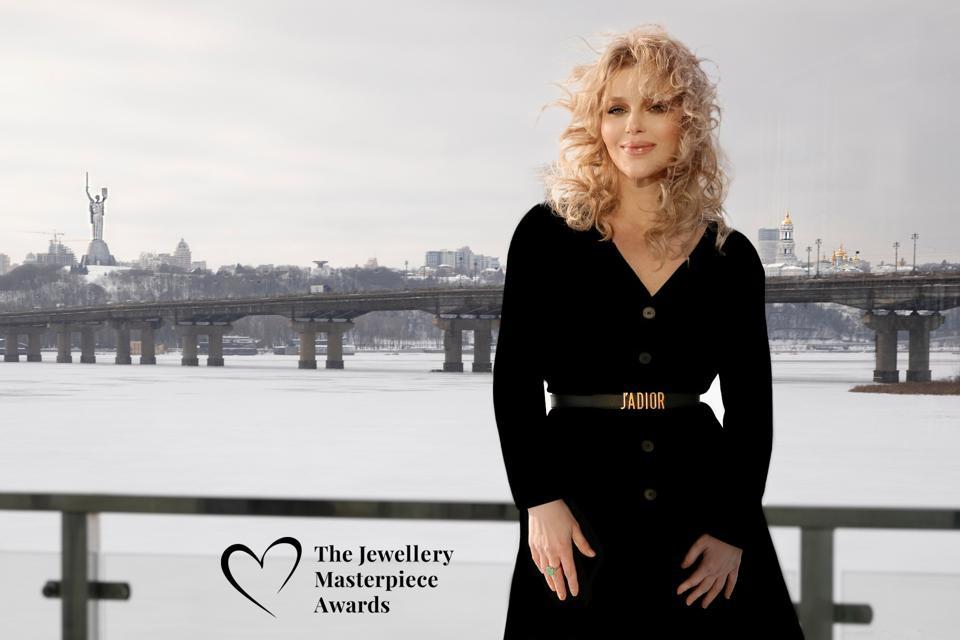 Tatyana Pfaifer, the founder of The Jewellery Masterpiece Awards