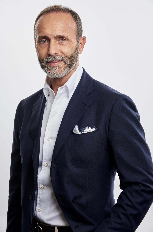 Fabio Salini, high jewelry designer