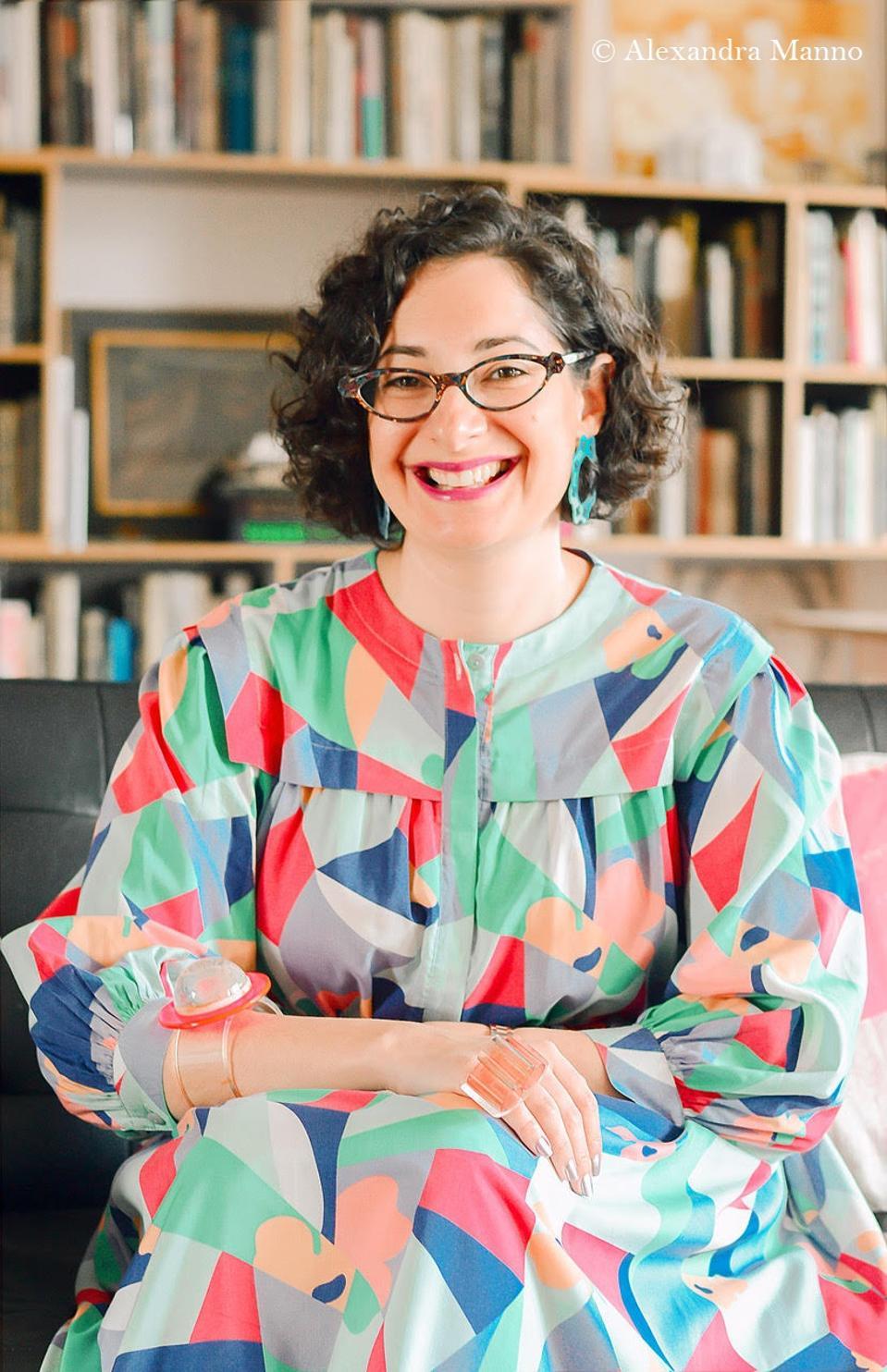 Bella Neyman, co-founder, New York City Jewelry Week